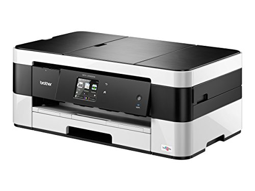 Brother MFC-J4420DW All-in-One Color Inkjet Printer, Wireless Connectivity, Automatic Duplex Printing, Amazon Dash Replenishment Ready