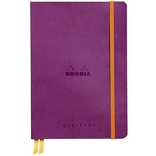 Rhodia Goalbook Journal, A5, Dotted - Purple