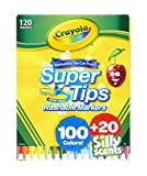 Crayola Super Tips Marker...