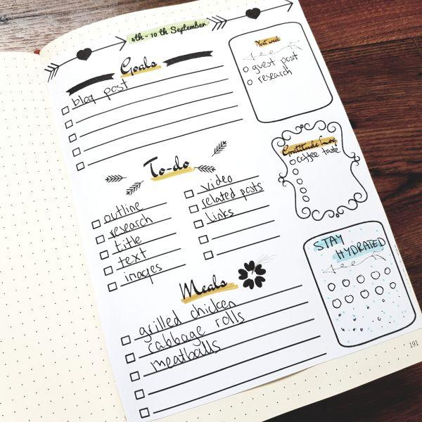 Free Bullet Journal Printables That'll Make Your Bujolife Easier
