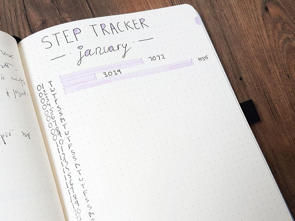 step tracker