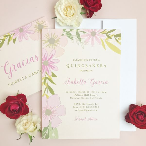 personalised invitation cards