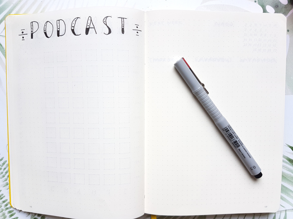 Podcast Tracker