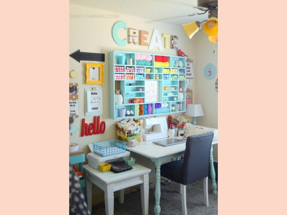organization craft diy ideas