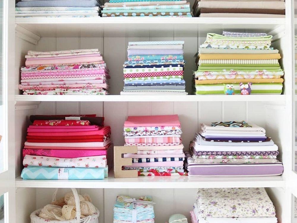sewing room organizing ideas
