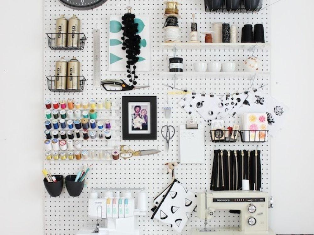 small craft room storage