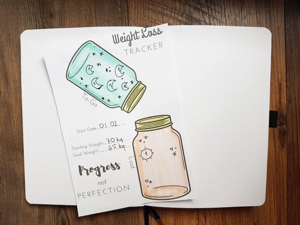 bullet journal printable