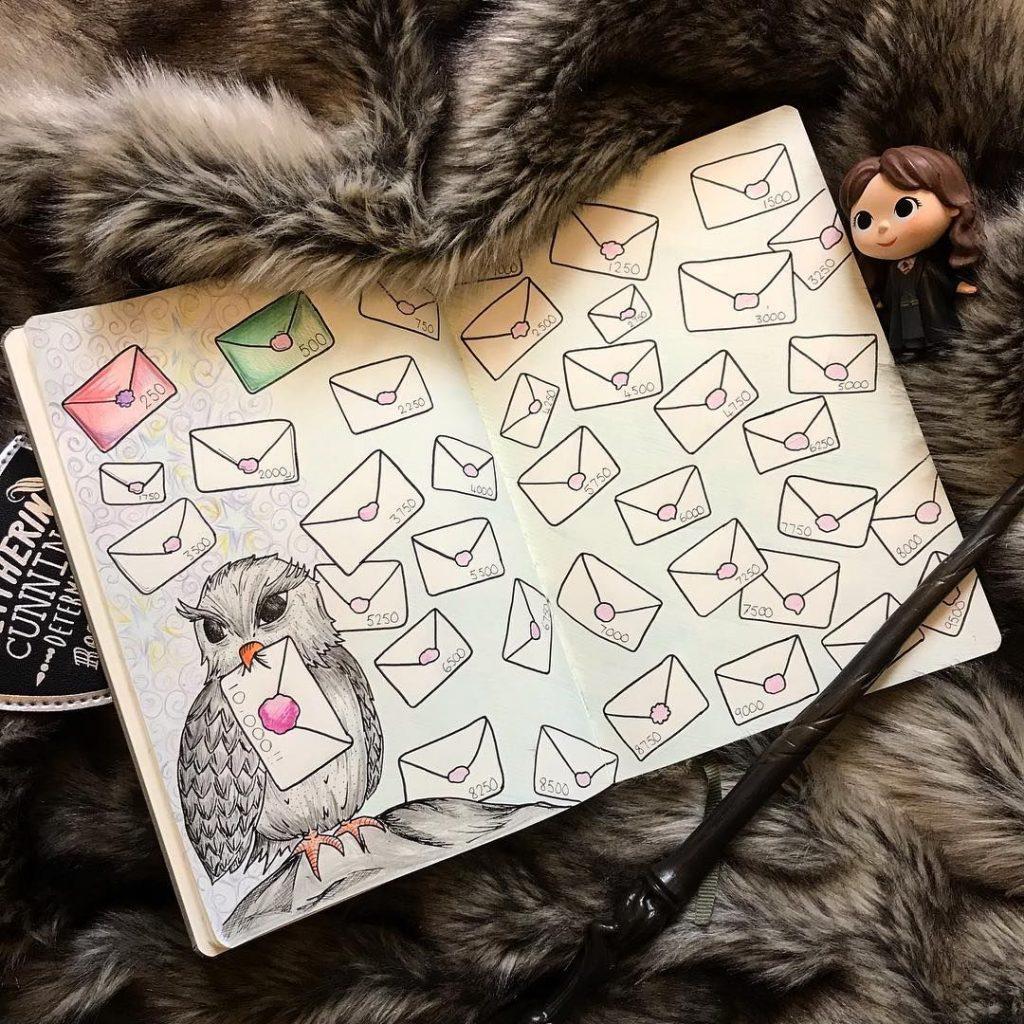 harry potter instagram tracker