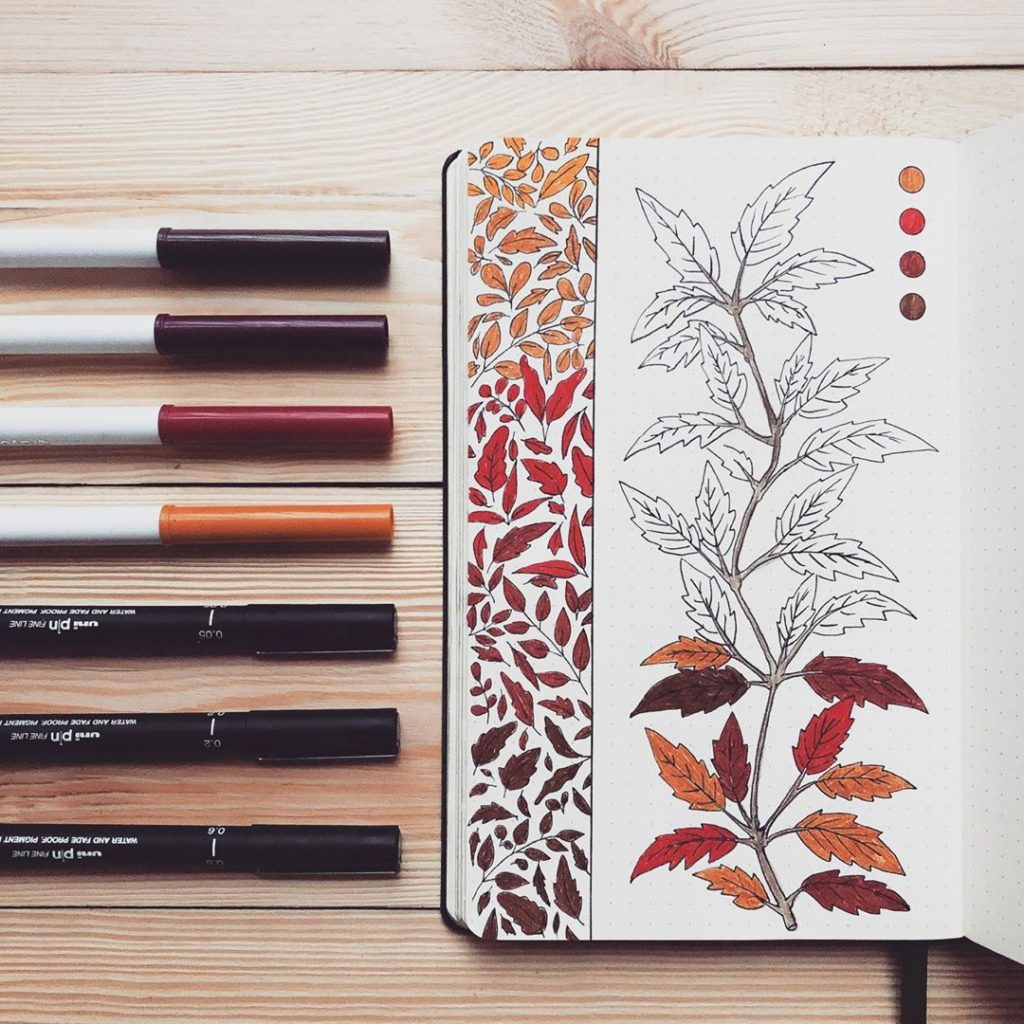 fall mood tracker