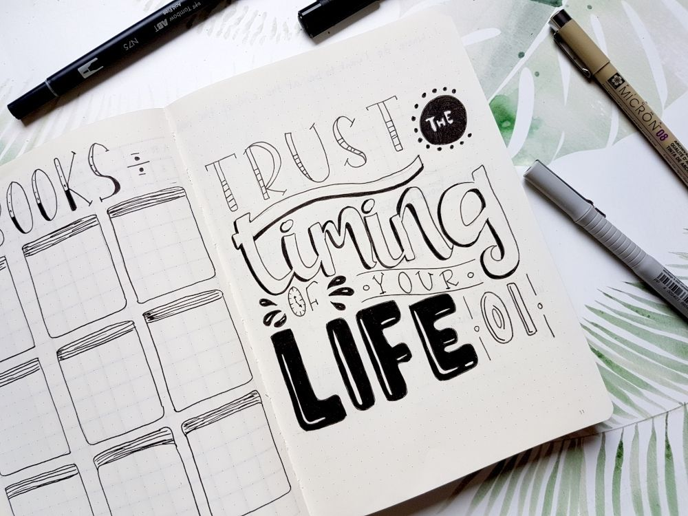 positive bullet journal quotes
