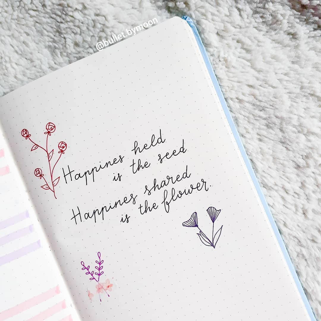 Bullet Journal Quotes 20+Inspirational Quotes for 20   AnjaHome