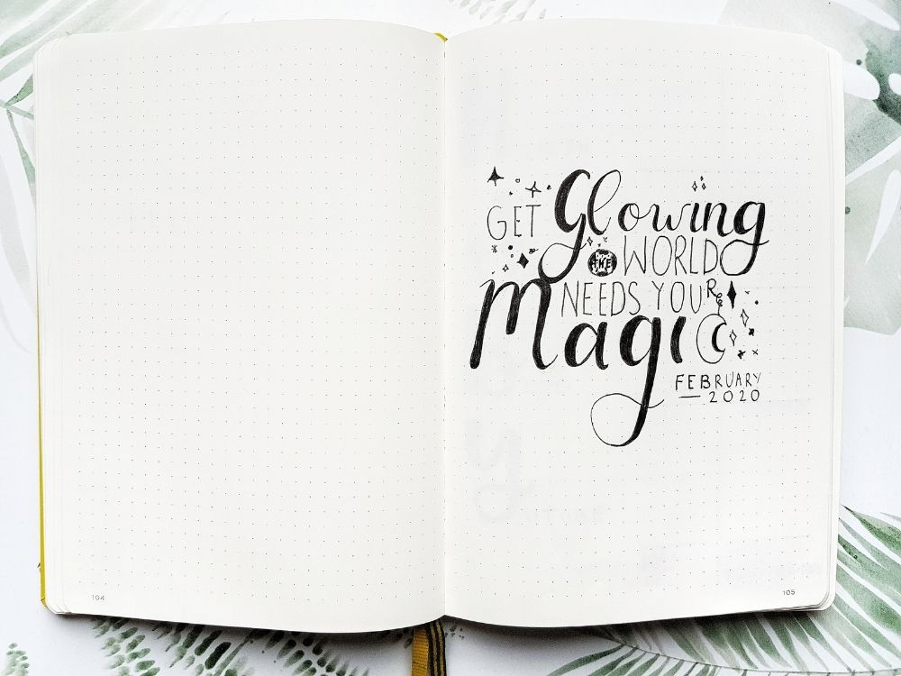 inspirational quotes for bullet journal