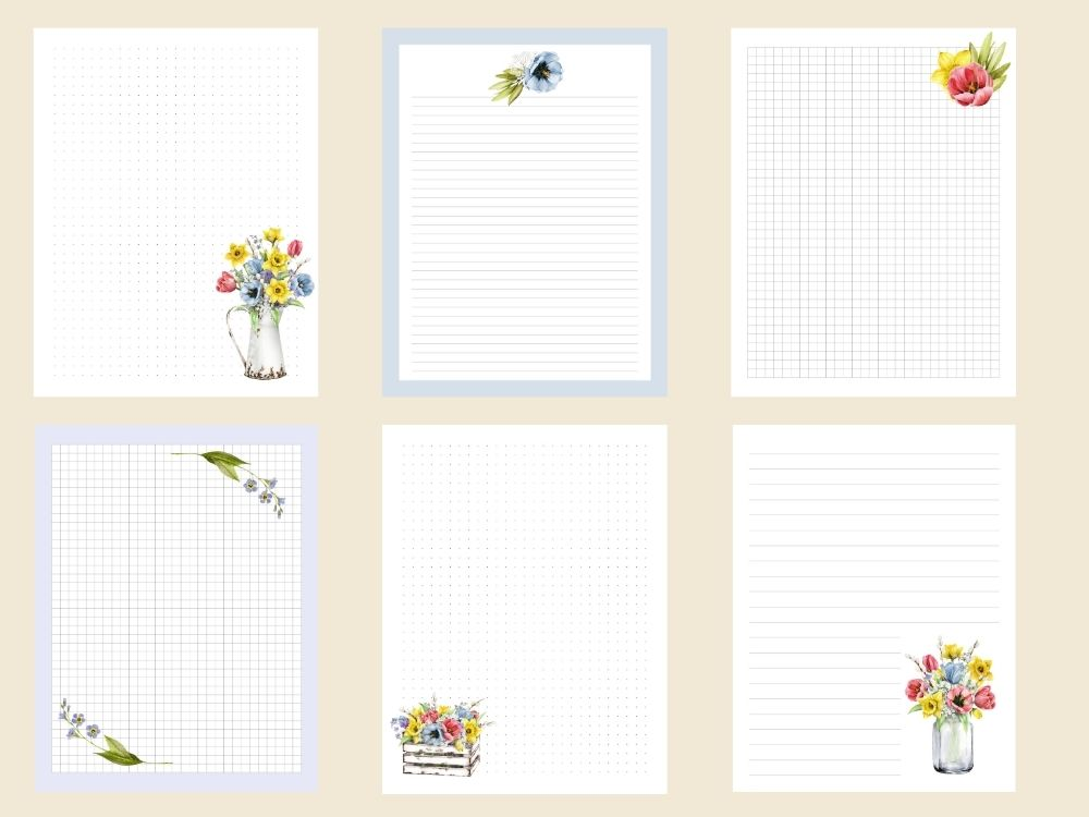 paper templates printable