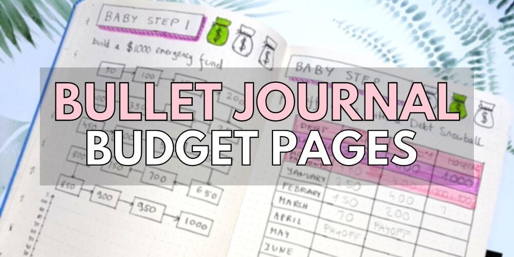 money journal notebook