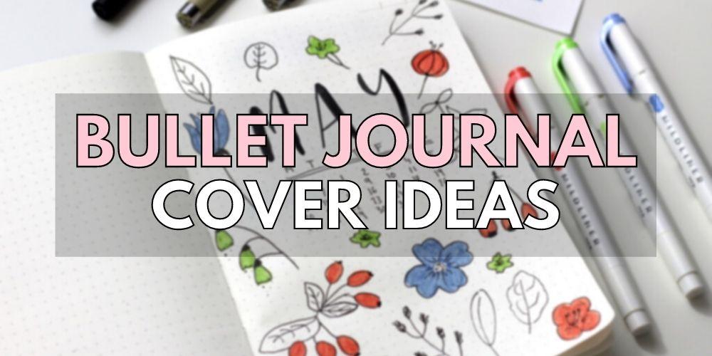 bullet journal 101 cover