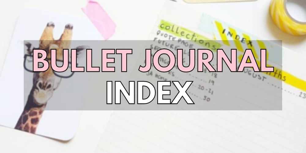 what is bujo index