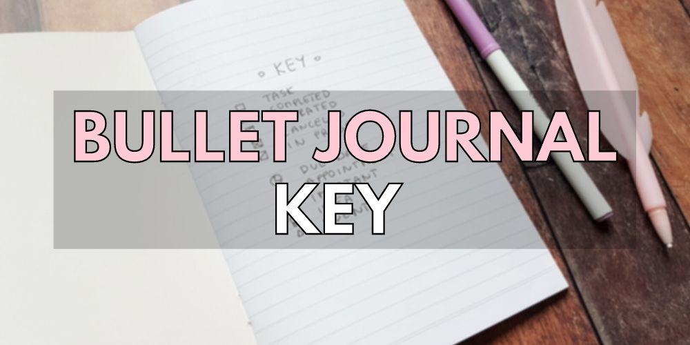 what is bujo key