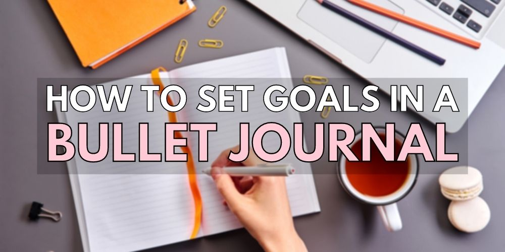 yearly goals planner